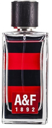 ABERCROMBIE & FITCH  RED STRIPES MEN
