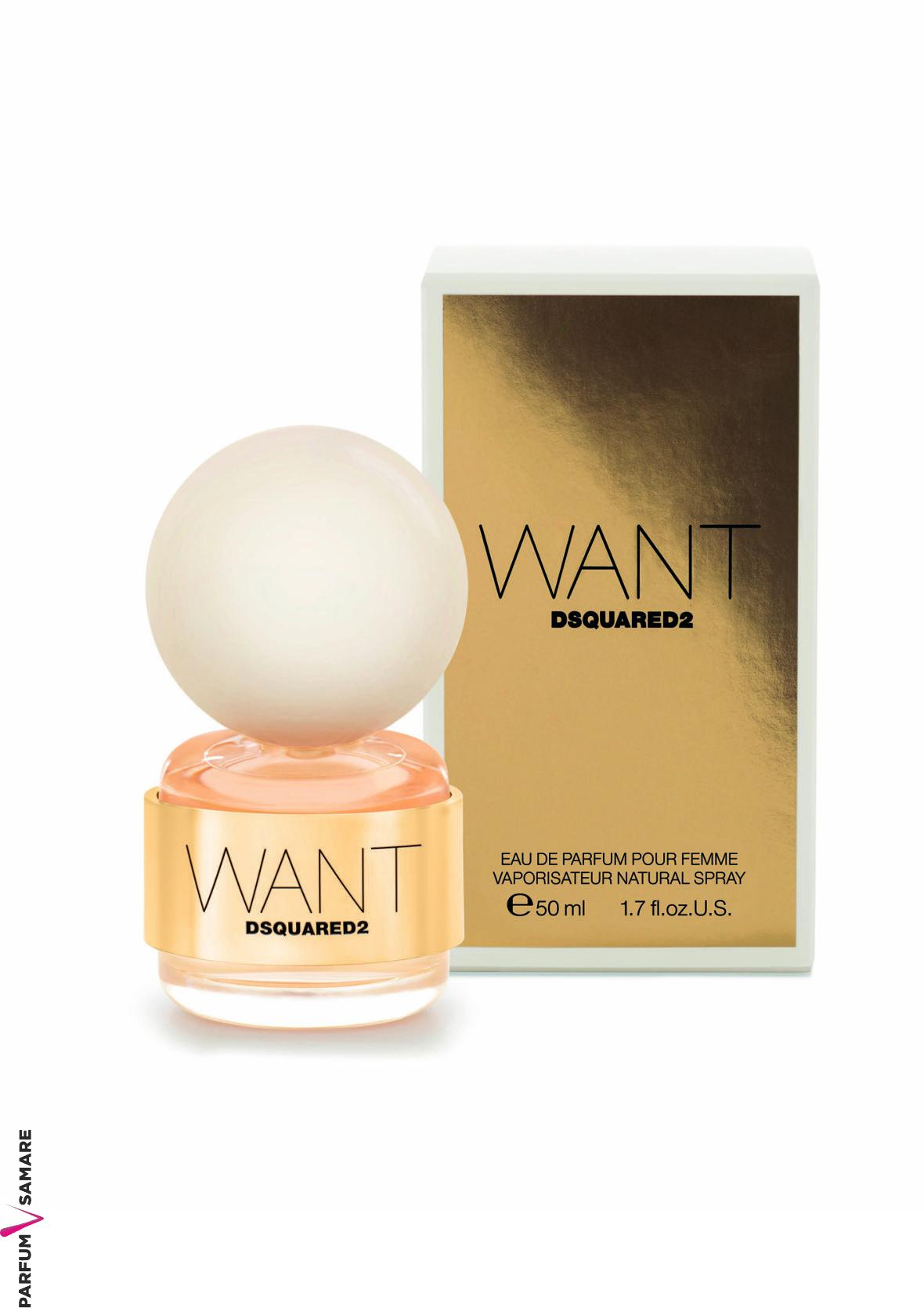 DSQUARED 2 WANT WOMAN