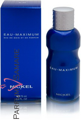 NICKEL EAU MAXIMUM MAN