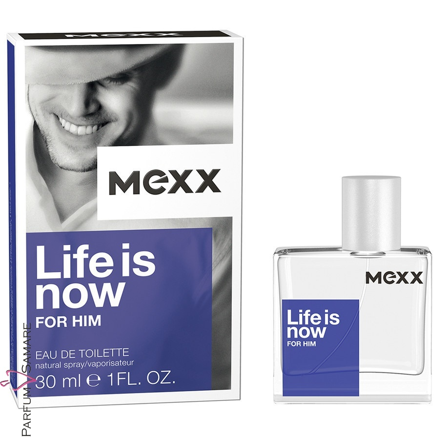 MEXX LIFE IS NOW FOR HIM MAN