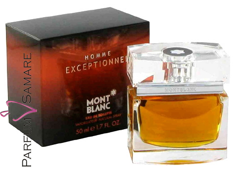 MONT BLANC EXCEPTIONNEL MEN