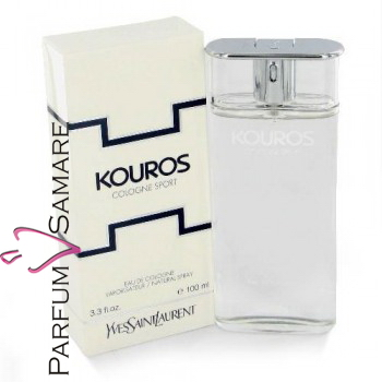 YVES SAINT LAURENT KOUROS COLOGNE SPORT MEN