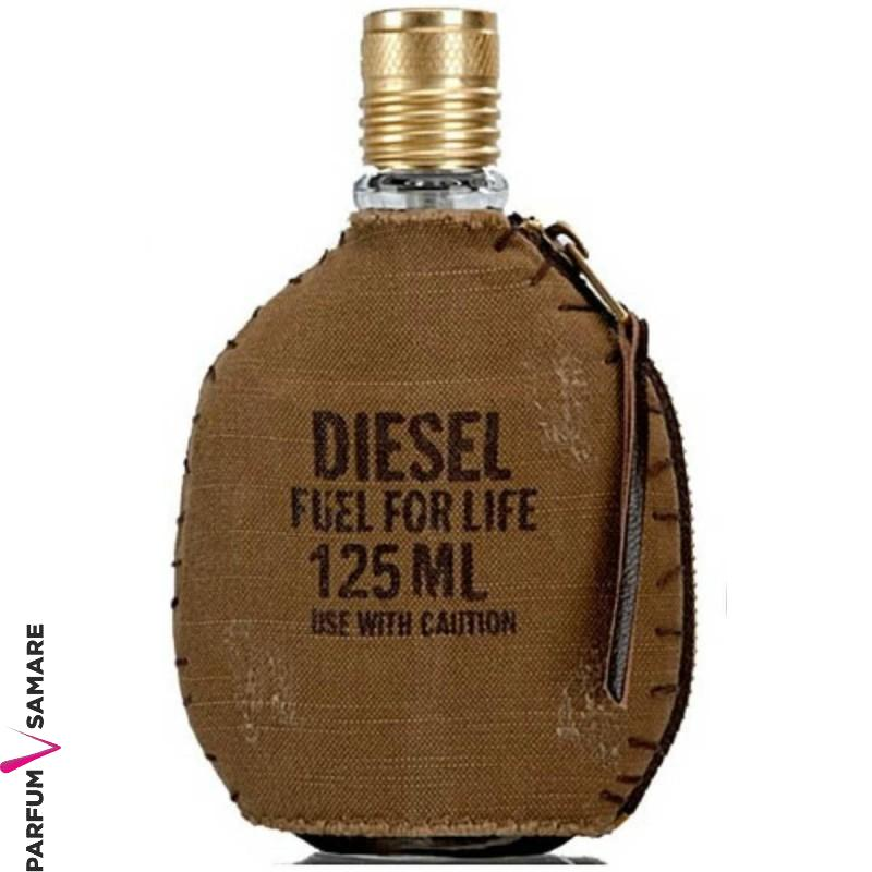 DIESEL FUEL FOR LIFE MAN