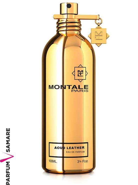 MONTALE AOUD LEATHER UNISEX