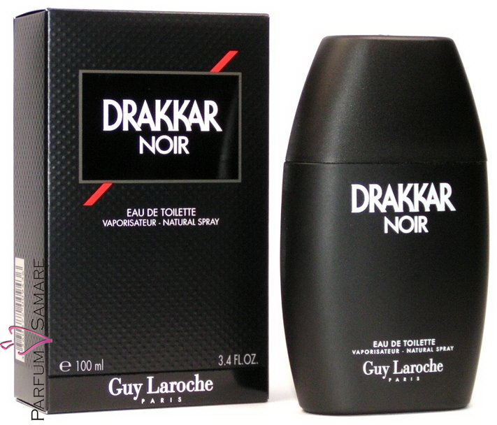 GUY LAROCHE DRAKKAR NOIR MEN