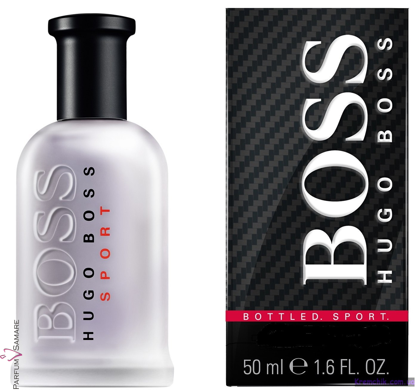 HUGO BOSS  BOTTLED SPORT MEN