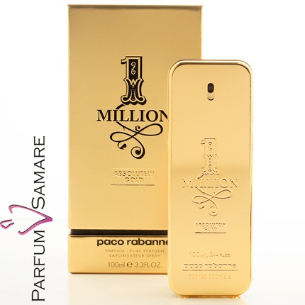 PACO RABANNE 1 MILLION ABSOLUTELY GOLD FOR MEN