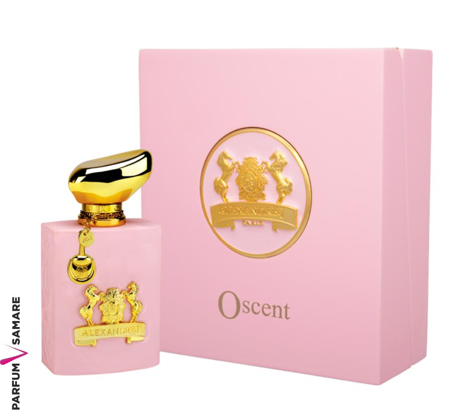 ALEXANDRE J. OSCENT PINK LUX EDITION WOMAN