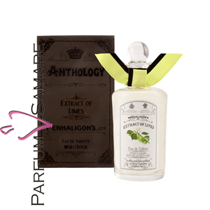 PENHALIGON'S ANTHOLOGY EXTRACT OF LIMES MAN
