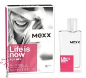 MEXX LIFE IS NOW FOR HER WOMAN
