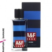 ABERCROMBIE & FITCH  BLUE STRIPES MEN