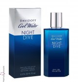 DAVIDOFF COOL WATER NIGHT DIVE MAN