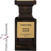 TOM FORD WHITE SUEDE WOMAN