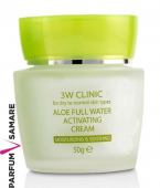 3W CLINIC aloe full cream