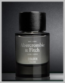 ABERCROMBIE & FITCH GOLDEN MAN
