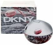 DKNY BE DELICIOUS RED ART MAN