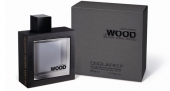 DSQUARED 2 HE WOOD SILVER WIND WOOD MEN