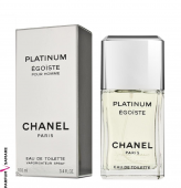 CHANEL EGOISTE PLATINUM MEN