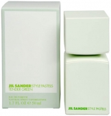 JIL SANDER PASTELS TENDER GREEN WOMAN