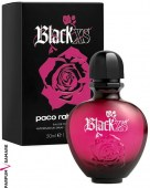 PACO RABANNE XS BLACK WOMAN