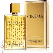 YVES SAINT LAURENT EAU DE PARFUM CINEMA WOMAN