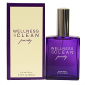 CLEAN WELLNESS PURITY WOMAN