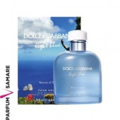 DOLCE&GABBANA LIGHT BLUE BEATY OF CAPRI MAN