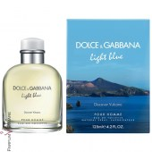 DOLCE & GABBANA LIGHT BLUE DISCOVER VULCANO POUR HOMME