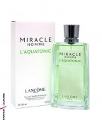 LANCOME MIRACLE L'AQUATONIC MEN