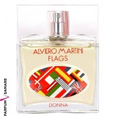 ALVIERO MARTINI FLAGS  WOMAN