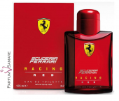 FERRARI RACING RED MEN