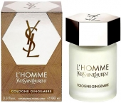 YVES SAINT LAURENT L' HOMME COLOGNE GINGEMBER MAN